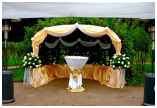 Фото оформления свадеб 5