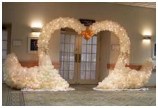 Фото оформления свадеб 7