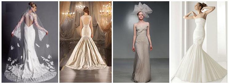 Фото свадебных платьев 6