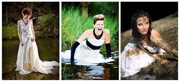 Убить свадебное платье