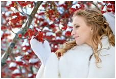 Мороз – чувствам не помеха, или просто – зимняя свадьба