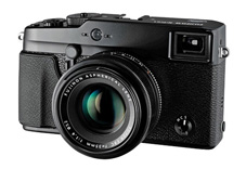 Беззеркальная фотокамера со сменной оптикой Fujifilm X-Pro1