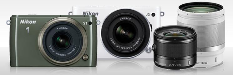 3 - Фотокамера Nikon 1
