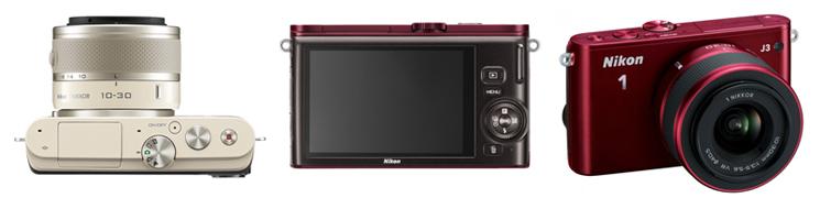 4 - Фотокамера Nikon 1