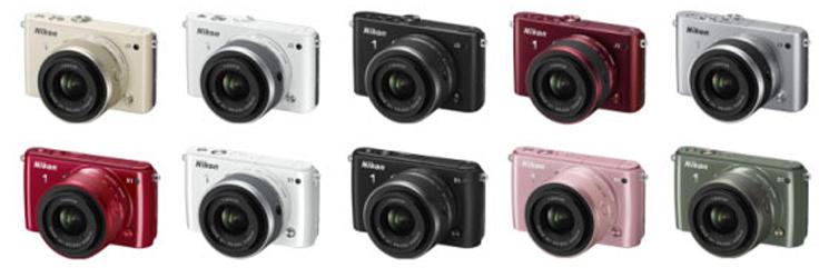 5 - Фотокамера Nikon 1