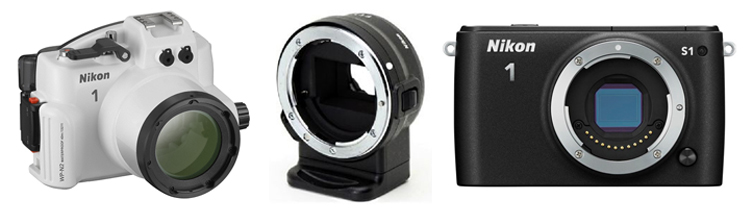 6 - Фотокамера Nikon 1